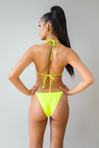 Azalea Bottoms Neon - Escape Swimwear