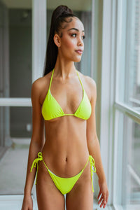 Azalea Set Neon - Escape Swimwear