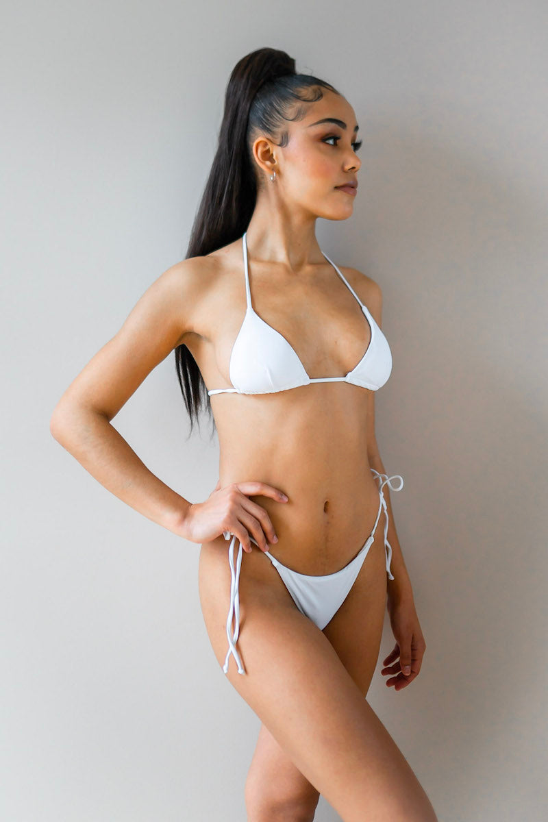 Azalea Set White - Escape Swimwear