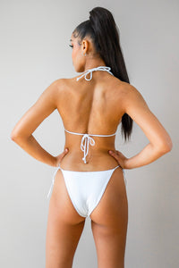 Azalea Top White - Escape Swimwear