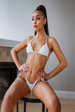 Load image into Gallery viewer, Azalea Set White - Escape Swimwear