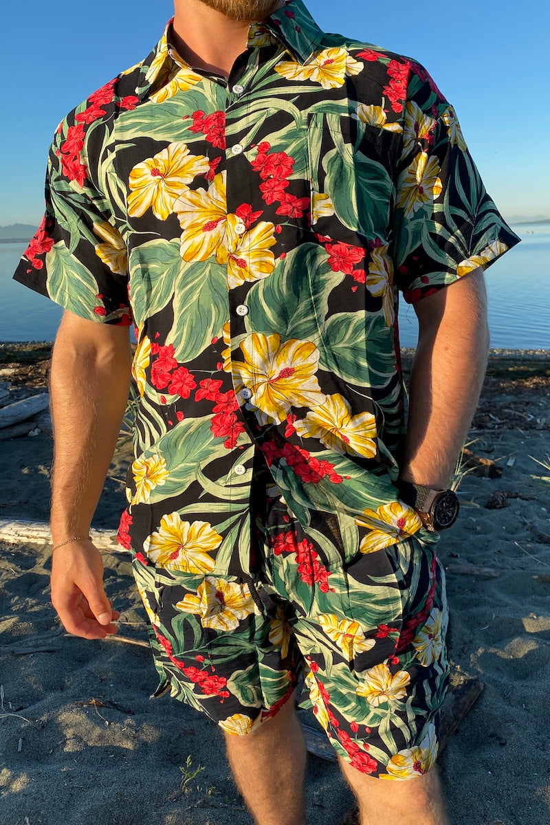 Mens Isla Shirt - Escape Swimwear