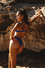 Load image into Gallery viewer, Tana Top Blue - Escape Swimwear