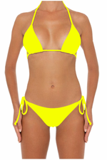 Load image into Gallery viewer, Azalea Top Neon - Escape Swimwear