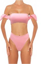 Load image into Gallery viewer, Rachel Set Pink - Escape Swimwear