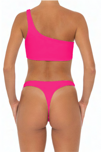 Anna Top Pink - Escape Swimwear
