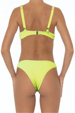 Load image into Gallery viewer, Ella Set Lime - Escape Swimwear
