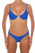 Load image into Gallery viewer, Tanabe Top Blue - Escape Swimwear