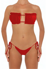 Load image into Gallery viewer, Julie Set Red - Escape Swimwear