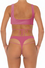 Load image into Gallery viewer, Thao Set Pink - Escape Swimwear
