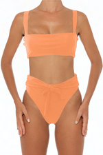 Load image into Gallery viewer, Sadira Bottoms Coral - Escape Swimwear