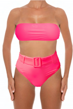 Load image into Gallery viewer, Carmela Set Pink - Escape Swimwear