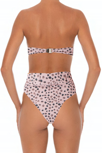 Carmela Set Polka Dot - Escape Swimwear