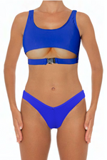 Load image into Gallery viewer, Dannie Set Blue - Escape Swimwear