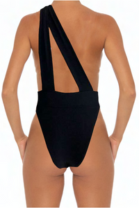 Venus One Piece Black - Escape Swimwear