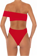 Load image into Gallery viewer, Kimmy Set Red - Escape Swimwear