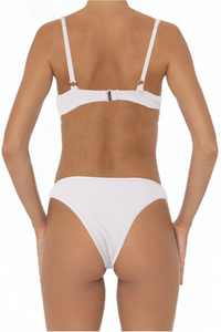 Eva Set White - Escape Swimwear