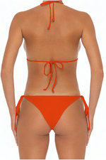 Load image into Gallery viewer, Lani Bottoms Orange - Escape Swimwear