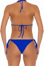 Load image into Gallery viewer, Lani Top Blue - Escape Swimwear