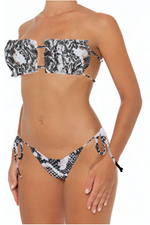 Load image into Gallery viewer, Julie Set Printed - Escape Swimwear