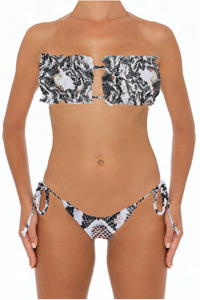 Julie Top Printed - Escape Swimwear