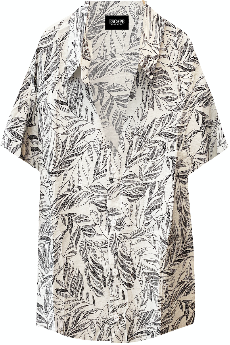 Mens Eric Shirt - Escape Swimwear