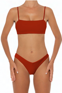 Kelly Set Red - Escape Swimwear