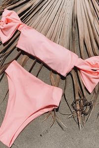 Rachel Bottoms Pink - Escape Swimwear