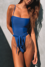 Load image into Gallery viewer, Bianca One Piece Midnight - Escape Swimwear