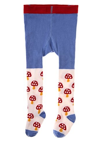Eocom Infant Toddler Cute Cotton Tights Legging Pants Warm Stockings (1-2 Years, Mushroom)