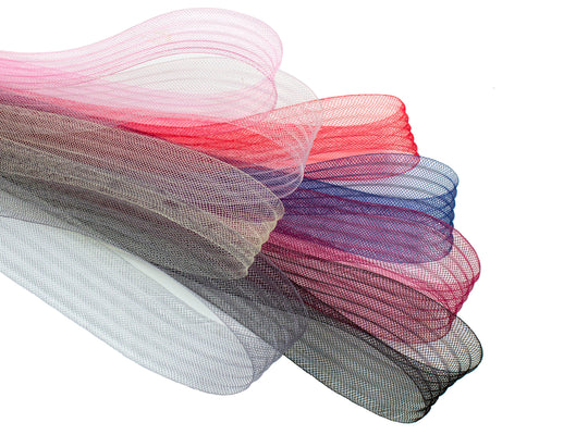 "2"" (4.5cm) Crinoline Pleated"
