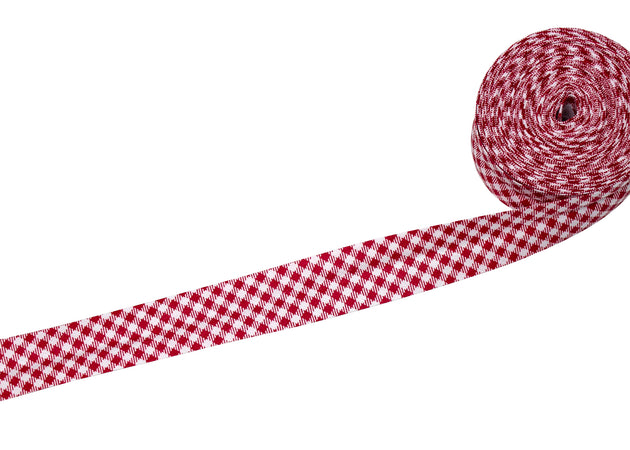 Cotton Bias Binding 20 mm Wide Single Fold - Sold by the Yard - Humboldt Haberdashery
