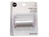 Dritz Invisible Thread Clear - 150 Yards - Humboldt Haberdashery