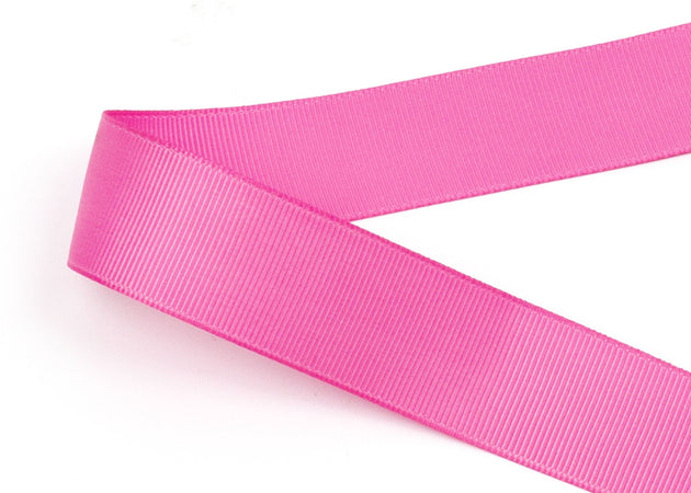 "Grosgrain Ribbon 25 mm 1"" Wide Sold by the Yard - Humboldt Haberdashery"