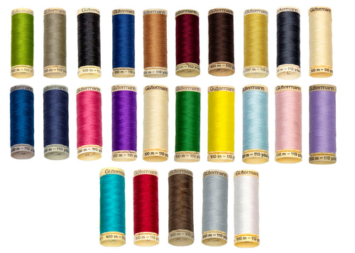 Gutermann Thread Sew-All Polyester Thread 110 Yards - Humboldt Haberdashery