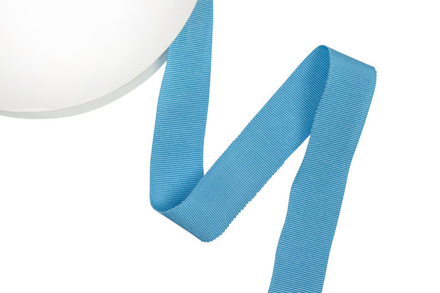 Petersham Ribbon for Millinery 1 Inch 25 mm Sold by the Yard - Humboldt Haberdashery