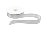 Satin Ribbon Bias Tape 25 mm Single Fold - Sold by the Yard - Humboldt Haberdashery