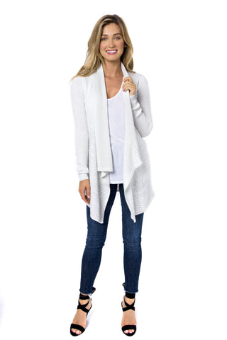 Jolie Open Cardigan