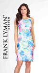 DressesFrank Lyman Scalloped Edge Spring Fling DressMarvallureDesigner, Dress, dresses, fashion, Frank Lymann