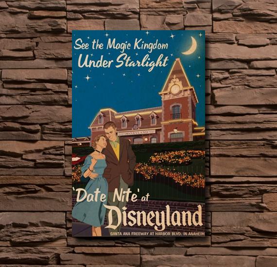 Date Nite at Disneyland - 0026
