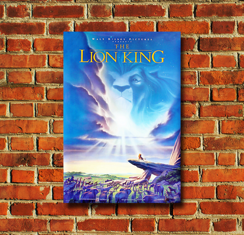 Disney The Lion King Movie Poster - 0042