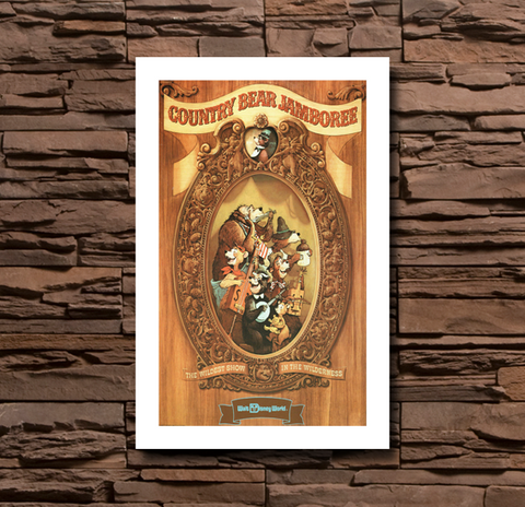 Disney Country Bear Jamboree - 0094