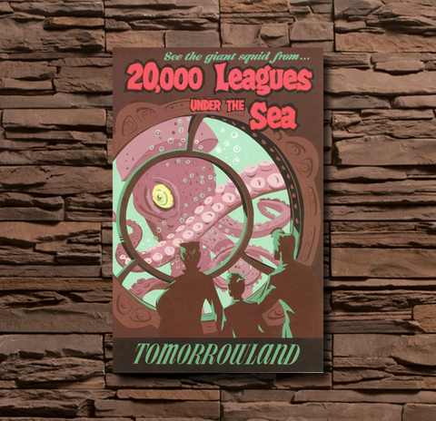 Disney 20,000 Leagues Under the Sea - 0108