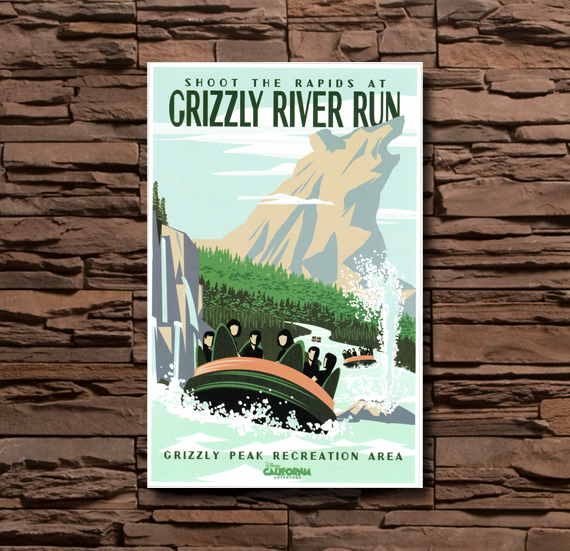 Disneyland Grizzly River Run - 0119