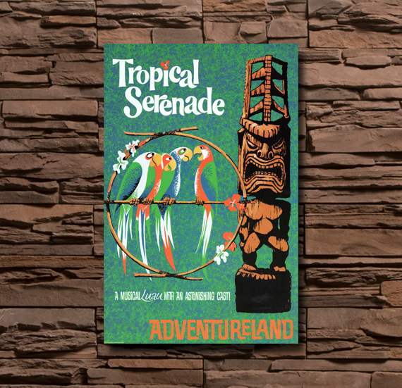 Disney Tropical Serenade - 0122