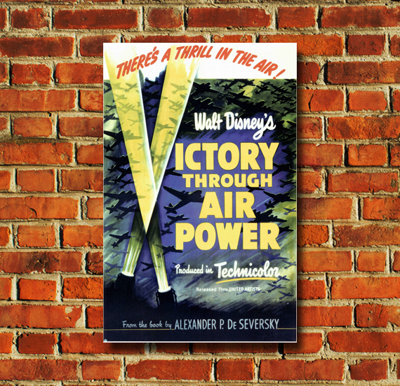 Victory Through Air Power - 0140