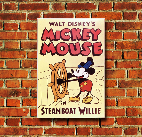Steamboat Willie - 0141