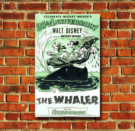Mickey Mouse in The Whaler - 0183