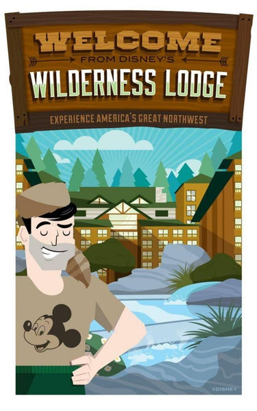 Walt Disney World Wilderness Lodge Hotel and Resort - 0312