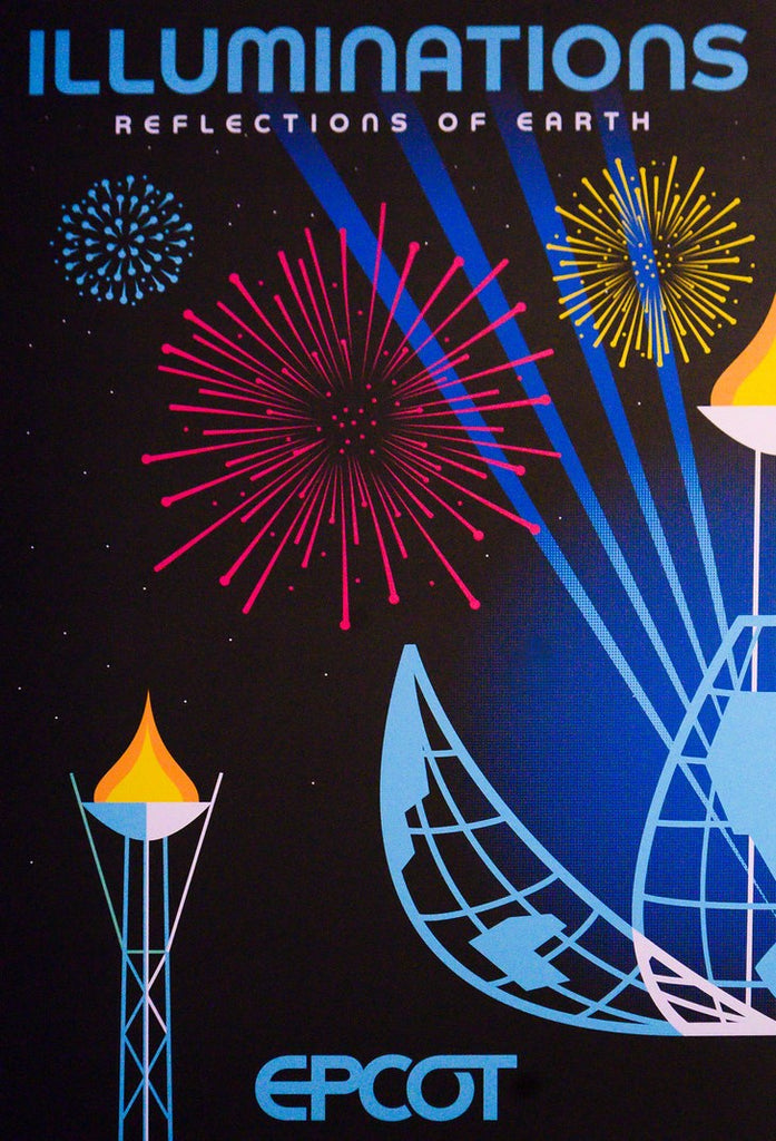 Disney EPCOT Illuminations - 0332